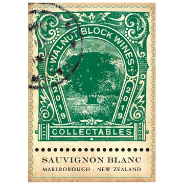 Walnut Block Wines Collectables Sauvignon Blanc 2019