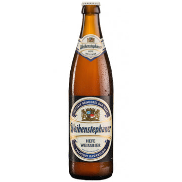 Weihenstephaner Hefe Weissbier 16.9oz Bottle
