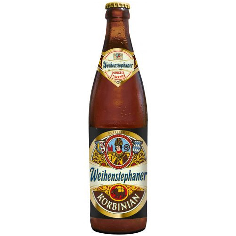 Weihenstephaner Korbinian 16.9oz Bottle