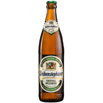 Weihenstephaner Kristall Weissbier 16.9oz Bottle