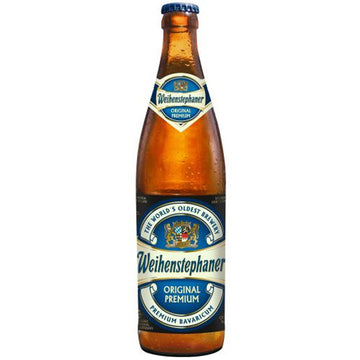 Weihenstephaner Original Premium 16.9oz Bottle
