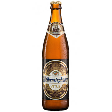 Weihenstephaner Vitus 16.9oz Bottle