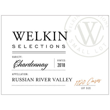 Welkin Selections Chardonnay 2018