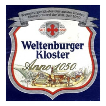 Weltenburger Kloster Anno 1050 6pk 12oz Bottles