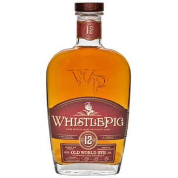 WhistlePig Old World 12yr Rye Whiskey