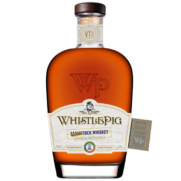 WhistlePig HomeStock Rye Crop No. 004