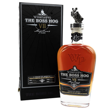 WhistlePig Boss Hog VII: Magellan's Atlantic