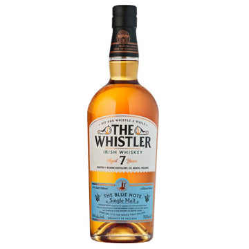 The Whistler Blue Note 7yr Irish Whiskey