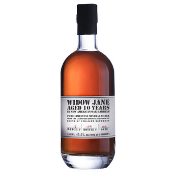 Widow Jane 10yr Bourbon