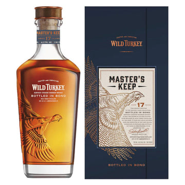 Wild Turkey Master's Keep 17yr Bottled-in-Bond Bourbon