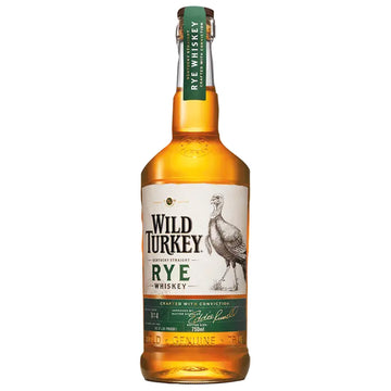 Wild Turkey Rye Whiskey
