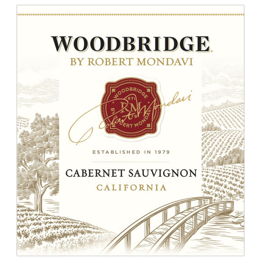 Woodbridge by Robert Mondavi Cabernet Sauvignon 2018