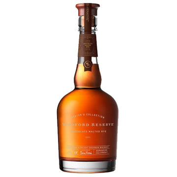 Woodford Reserve Chocolate Malted Rye Bourbon