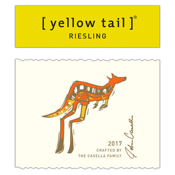 Yellow Tail Riesling 2017