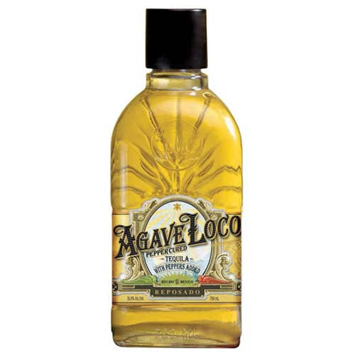 Agave Loco Tequila