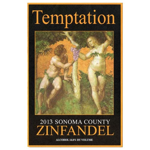 Alexander Valley Vineyards Tempation Zinfandel