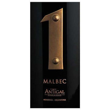 Antigal Uno Malbec 2016