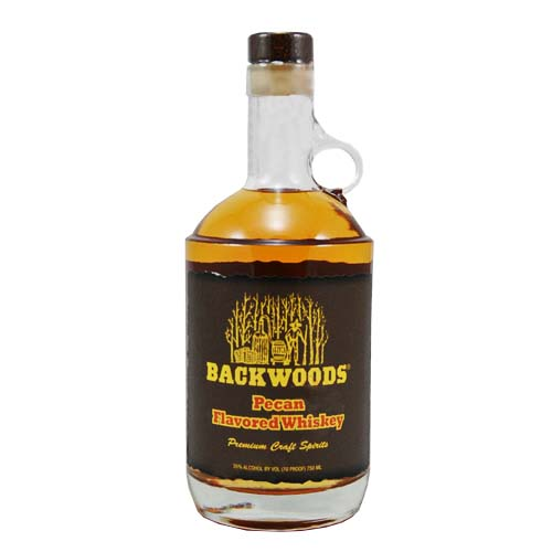 Backwoods Pecan Flavored Whiskey