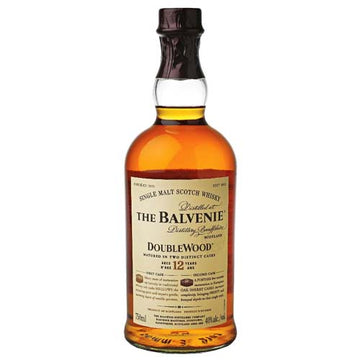Balvenie 12yr DoubleWood Single Malt Scotch
