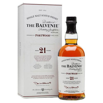 Balvenie 21yr Portwood Single Malt Scotch