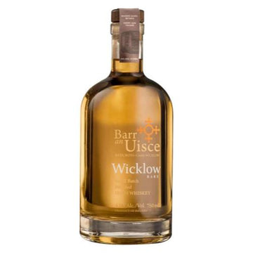 Barr an Uisce Wicklow Rare Irish Whiskey