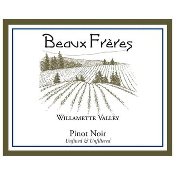 Beaux Freres Willamette Valley Pinot Noir 2018
