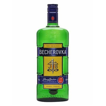 Becherovka Herbal Liqueur