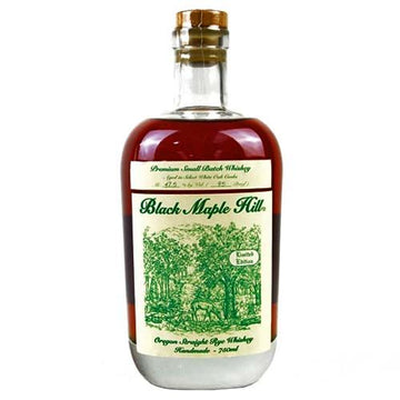 Black Maple Hill Oregon Straight Rye Whiskey