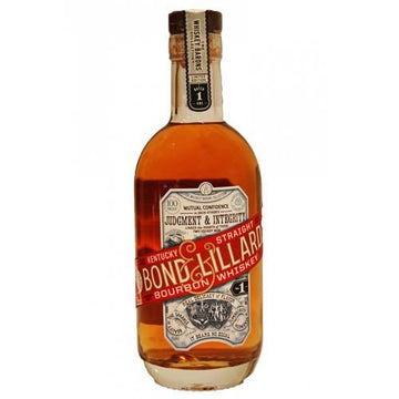 Bond & Lillard Bourbon 375ml