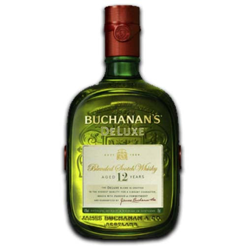 Buchanan's Deluxe 12 Year Old Blended Scotch