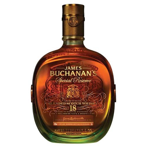 Buchanan's Special Reserve 18yr Scotch