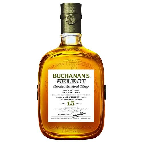Buchanans Select 15yr Blended Malt Scotch