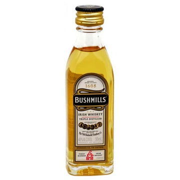 Bushmills Irish Whiskey 50ml - 12pk