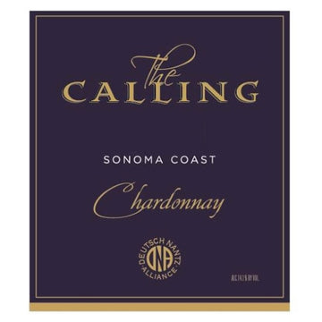 The Calling Sonoma Coast Chardonnay 2017