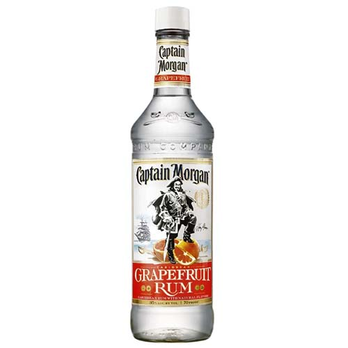Captain Morgan Grapefruit Rum