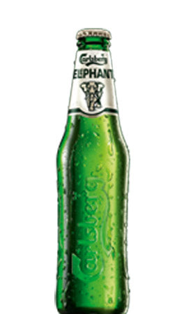 Carlsberg Elephant Beer 6-pack 330ml. Bottles