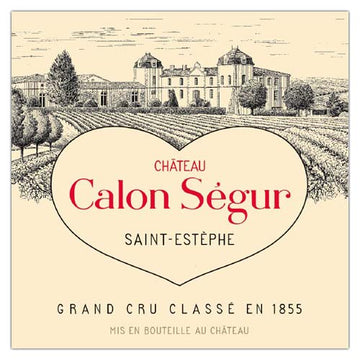 Chateau Calon Segur 2016 FUTURES