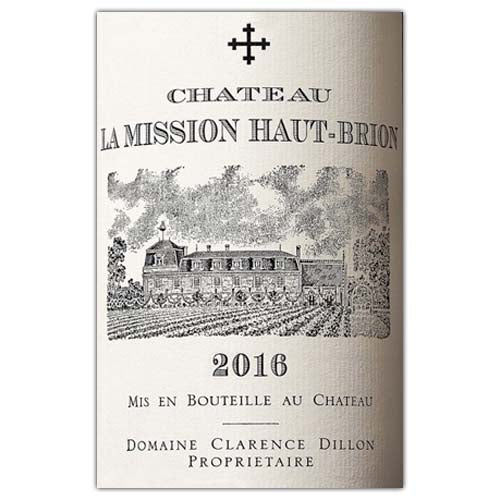 Chateau La Mission Haut-Brion 2016