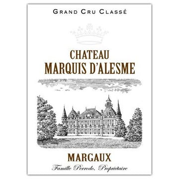 Chateau Marquis d'Alesme Becker 2016 FUTURES