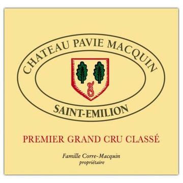 Chateau Pavie Macquin 2016