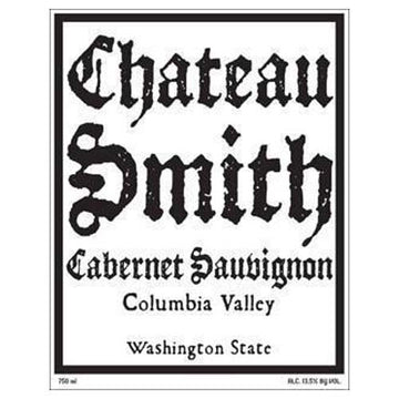 Charles Smith Chateau Smith Cabernet Sauvignon 2017