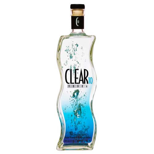Clear 10 Vodka