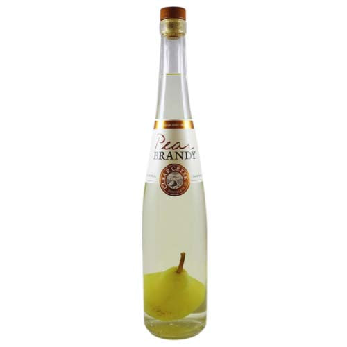 Clear Creek Pear-in-the-Bottle Pear Brandy