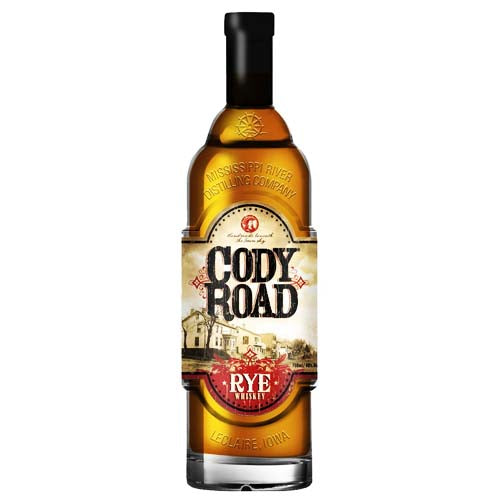 Cody Road Rye Whiskey