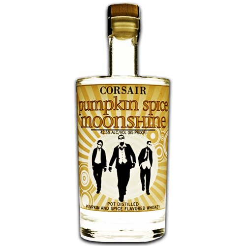 Corsair Distillery Pumpkin Spice Moonshine