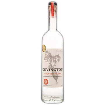 Covington Gourmet Vodka