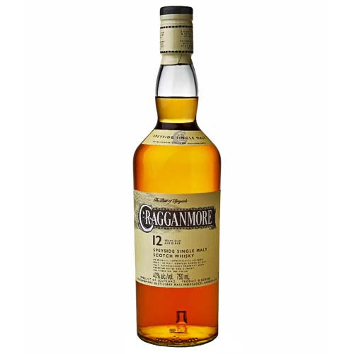 Cragganmore 12yr Single Malt Scotch
