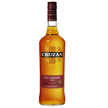 Cruzan 151 Proof Rum