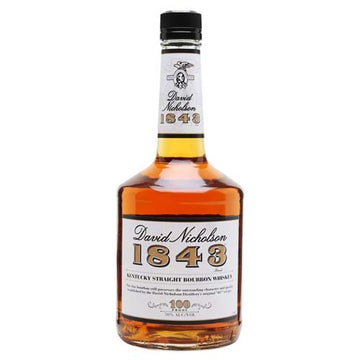 David Nicholson 1843 Whiskey