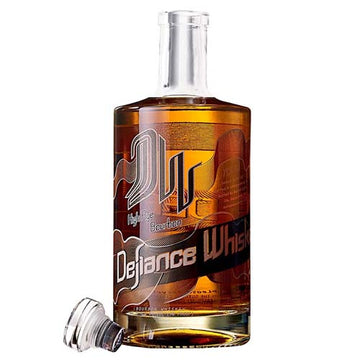 Defiance High Rye Bourbon Whiskey
